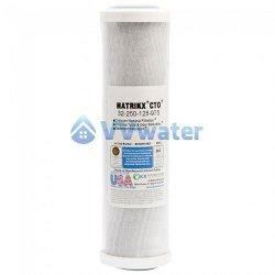 "10"" KX Matrikx Carbon Block Filter"