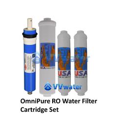 Elken RO & Omnipure water filter replacement cartridge