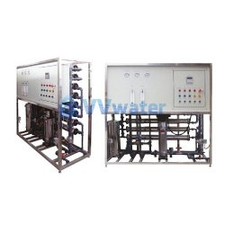 RO-MFR-12000GPD RO Water system