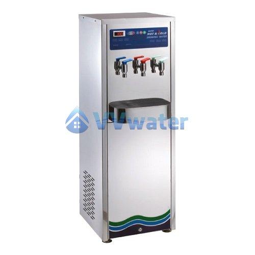W900C+3F Hot Cold & Warm Water Cooler Dispenser