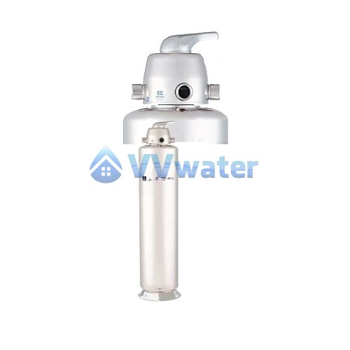 Thick SS304 Stainless Steel Outdoor Water Filter 10