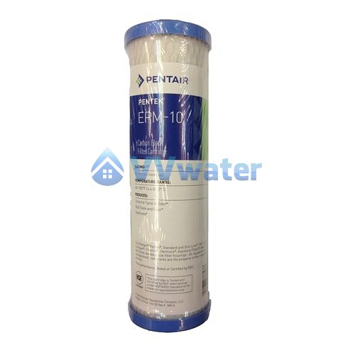 Pentek EPM-10 compressed carbon block Filter Cartridge