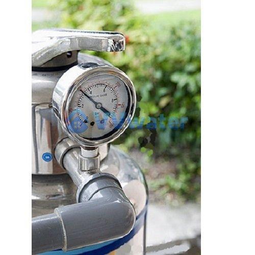 PN11 Stainless Steel Oil Filled Pressure Gauge