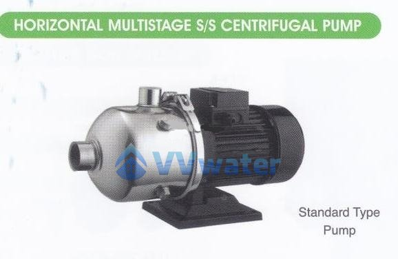 ATS440-VIP Horizontal Multistage S/S Centrifugal Pump