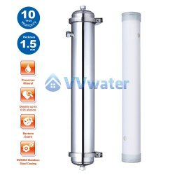 GB800-New UF Membrane Outdoor Water System